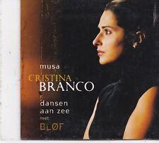 Cristina Branco Met BLOF-Dansen Aan Zee cd single