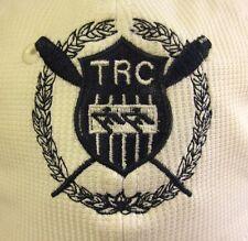 TOLEDO ROWING CLUB baseball hat Crew cap Maumee River crest logo TRC