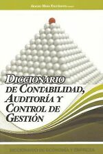Dictionary of Accounting, Auditing and management control