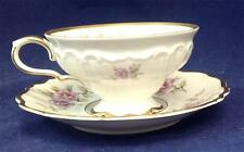 Edelstein DELPHINE Cup and Saucer Set 17283 GREAT CONDITION