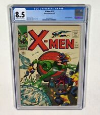X-MEN #21 CGC 8.5 High Grade KEY! (Lucifer appearance!) 1966 Marvel Comics