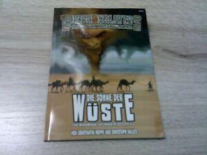 Dungeonslayers Die Söhne der Wüste Abenteuer SC Neu Uhrwerk Verlag 2014