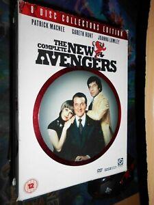 Complete TV series season of the New Avengers - DVD - 12