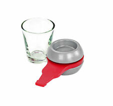 New listing Spin The Shot Spinning Shot Glass Party Drinking Game Fun College Easy Gift Set