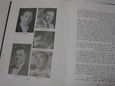 YIDDISH  Impresaryo: Zikhronos/ Impressario: Memories BY HARRY DELL 1967