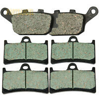 Front Rear Brake Pads For Yamaha R6S YZF-R6S 2003 2004 2005 2006 2007 2008 2009