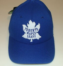 2014 Retro Logo Toronto Maple Leafs NHL Hockey Flex Fit Hat Cap Youth Zephyr