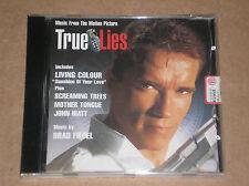 TRUE LIES: ORIGINAL SOUNDTRACK (LIVING COLOUR, SCREAMING TREES) - CD