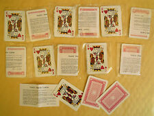 Magic Card Tricks Set Of Individually Wrapped Great For Parties! 12,24,36 Or 48!
