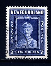 NEWFOUNDLAND - TERRANOVA - 1938-1944 - Regina Madre Mary