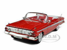 1961 CHEVROLET IMPALA RED 1/32 DIECAST MODEL BY SIGNATURE MODELS 32431