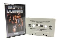 John Cafferty And The Beaver Brown Band Road House Cassette RARE PROMO TAPE