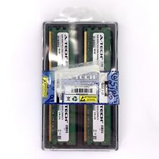 A-Tech 4GB 2 x 2GB PC2-5300 Desktop DDR2 667 MHz 240pin DIMM Memory RAM 2x 2G 4G