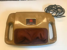 Vintage Kneading Fingers Deluxe Electric Massager Tested Works Great