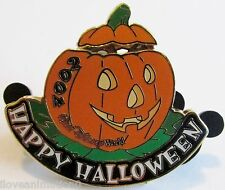 Disney WDW Halloween Chip and Dale Pin
