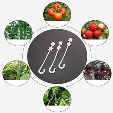 100Pcs Agricultural Ear Hook Farming Tomato Greenhouse Clamp Fruit Vegetable Fix