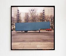 """Stefanie Schneider presents Reischauer's """"Pieces of Berlin""""42/50, 30x30, mounted"""