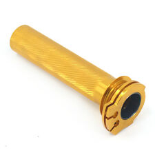 New Gold Twister Throttle Tube For Suzuki DRZ400R/S/SM 2000-16 DR250S/R 1992-04