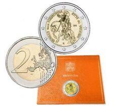 """Pièce 2 euros commemorative VATICAN 2016 """"Année de la Misericorde"""""""