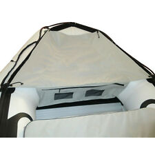Inflatable boat bow storage bag waterproof for 3.6m to 3.9m inflatable boat
