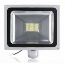 80W (800W Equiv) LED Security Floodlight with Motion Sensor PIR - Daylight White
