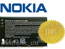 Original Nokia BL-5J BL5J N900 Lumia 520 521 525 5230 Nuron 5233 5238 5800 5802