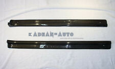 CARBON FIBER DOOR SILL PANEL STEP PLATE FOR NISSAN SKYLINE R34 GTR GTT