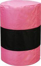 "Pink 1200 D Nylon Barrel Cover 36""t x 21""w for Barrel Racing"