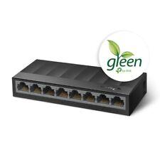 TP-Link LS1008G 8-Port Gigabit Ethernet 10/100/1000Mbps Desktop Switch