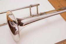 King 3b 2103 Silversonic 3BS SGX Tenorposaune Trombone Tromba Jazz 1975