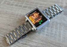 Nixie Tube Watch V3.0 Apocalypse Numitron 12HR (metal, accelerometer)
