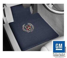 Cadillac FLEETWOOD 1994 LLOYD ULTIMAT MATS BLUE 4 PC WREATH & CREST FRONT MATS