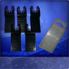 5 Lames de scies 32 mm Japon Accessoire Embouts pour AEG BWS 12C Avec Boîte