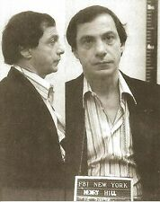 HENRY HILL 8X10 PHOTO MAFIA ORGANIZED CRIME MOBSTER MOB PICTURE