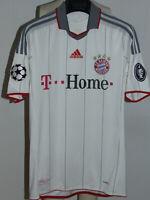 Soccer Jersey Trikot Camiseta Bayern Monaco Munich Patch Champions Size M