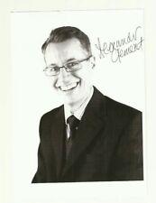 Alexander Clement BBC  Antiques Roadshow expert  hand signed photo  7 X 5