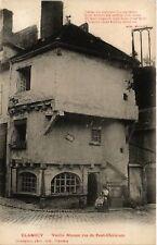 CPA  Clamecy - Vieille Maison rue du Pont-Chátelain(517998)