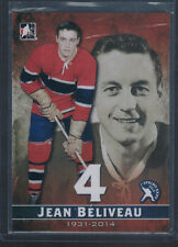 2015 In The Game ITG JEAN BELIVEAU Spring Expo Limited Edition FREE SHIPPING