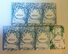 Lot 6 SHIVER by Maggie Stiefvater_Teacher Class Set Guided Reading +1 Linger