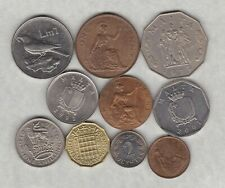 More details for ten malta & the u.k. 1925 to 2001 in good very fine or better condition.