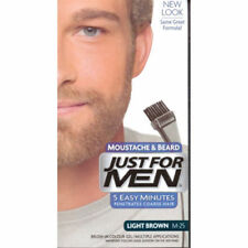 Gel Just for Men Beard Light Brown Hair Colourants