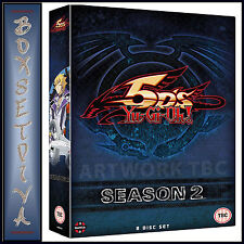 YU-GI-OH 5Ds - COMPLETE SEASON 2 - EPISODES 65 - 97  *BRAND NEW DVD **
