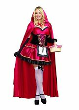 Dreamgirl Women's Plus-Size Little Red Riding Hood Costume... Free Shipping, NEW