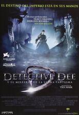 Detective Dee y el misterio de la llama fantasma (DVD)