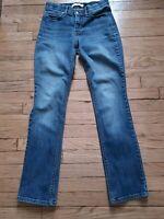 Levis Women's 525 Perfect Waist SZ 6 M Straight Leg Stretch Denim Jeans