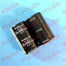 1PCS Electrolytic Capacitor Rubycon 30*50mm 10000UF50V/50V10000UF