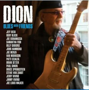 Dion - Blues With Friends [New CD]