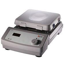 DLAB 5031122211 Hp550-S,Led Digital 7'' Square Hotplate, Glass Ceramic Hotplate,