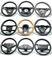 Porsche 924 944 928 Lenkrad komplett neu beziehen mit Automobil - Leder