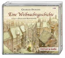 Eine Weihnachtsgeschichte (3 CD) von Charles Dickens (2016)